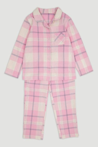 Traditional Check Pyjamas