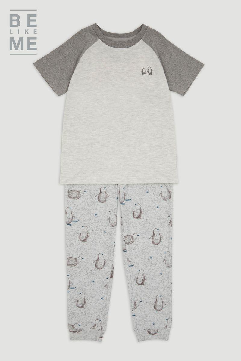 Family Of Penguin Pyjamas