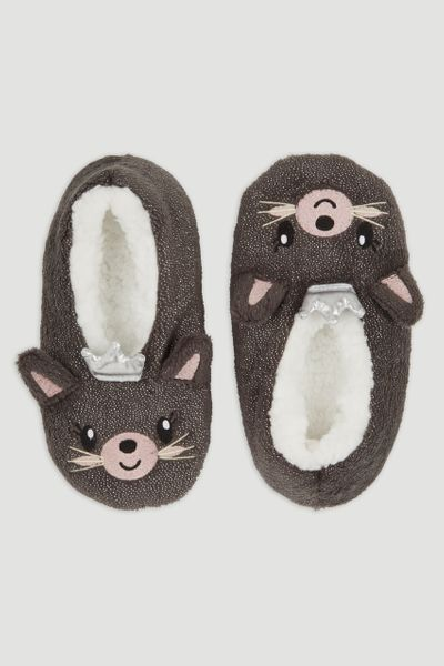 Princess Cat Slipper Socks