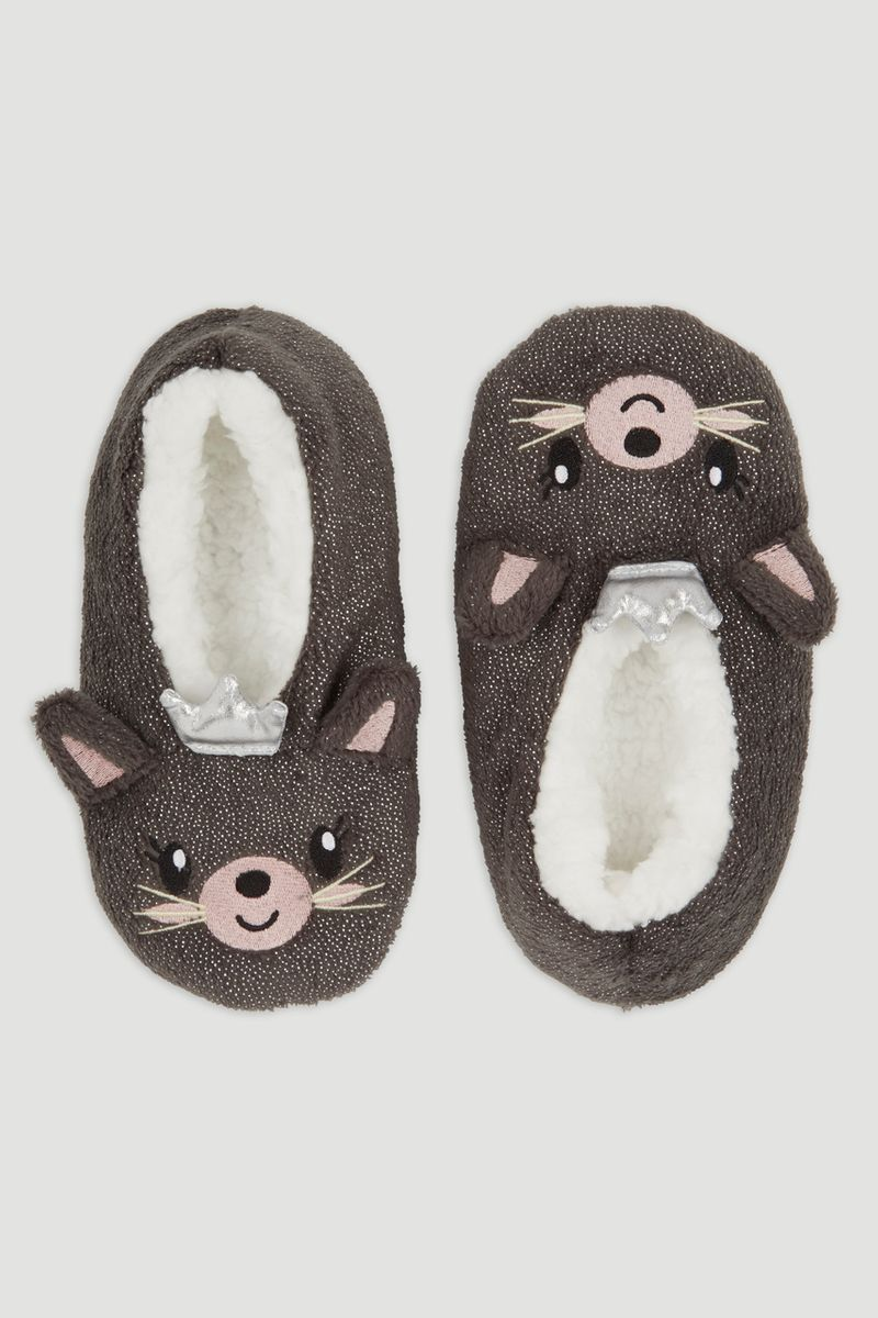 Princess Cat Slipper Socks