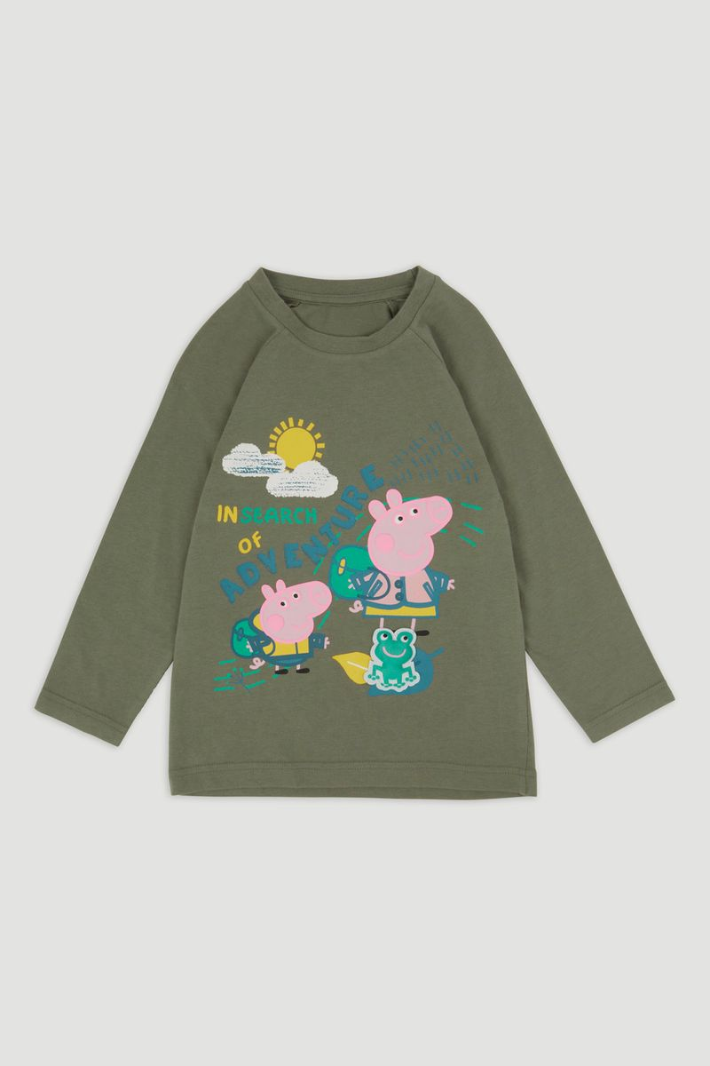 Peppa Pig George Pig Adventure T-shirt