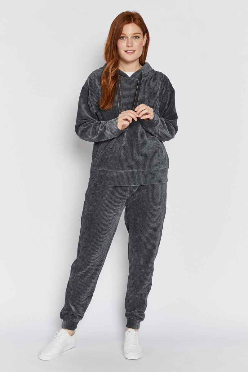 Charcoal Co-ord Joggers