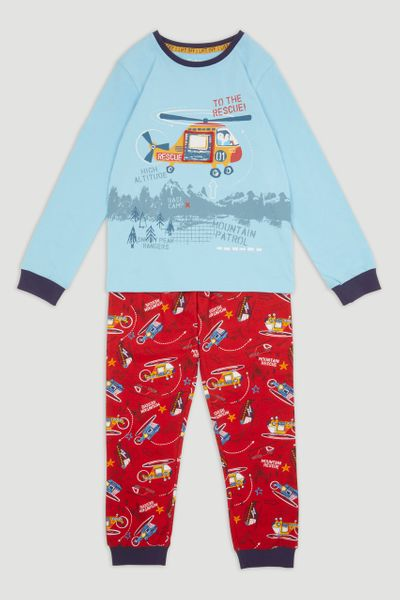 Helicopter Pyjamas