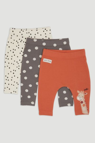 3 Pack Cute Animal leggings