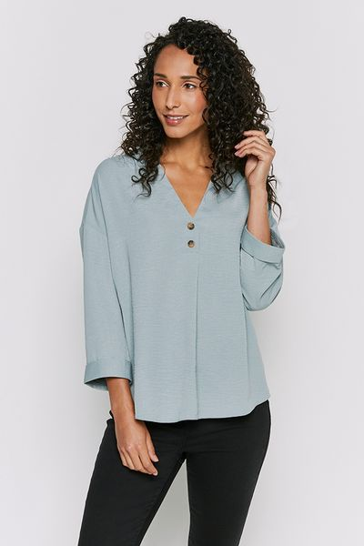 Blue Overhead Shirt