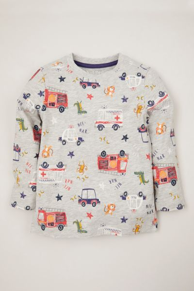 Animals and Vehicles T-shirt