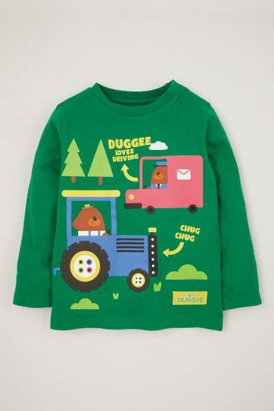 Hey Duggee Tractor T-Shirt