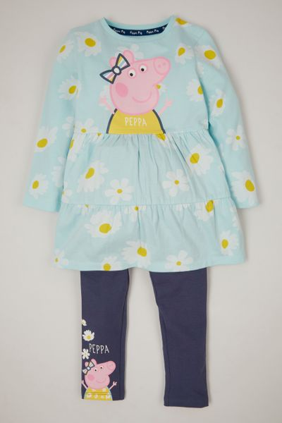 Peppa Pig Dress & leggings