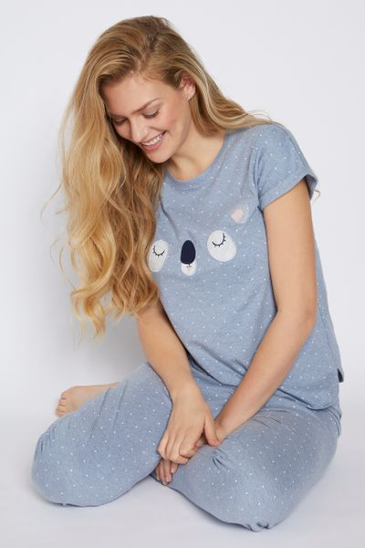 Koala Print Pyjamas
