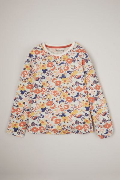 Retro Flower T-shirt