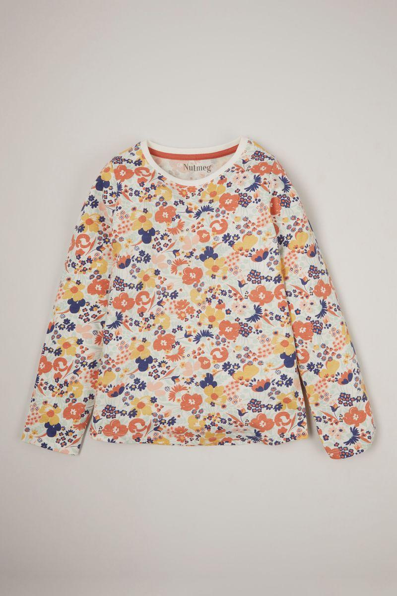 Retro Flower T-shirt
