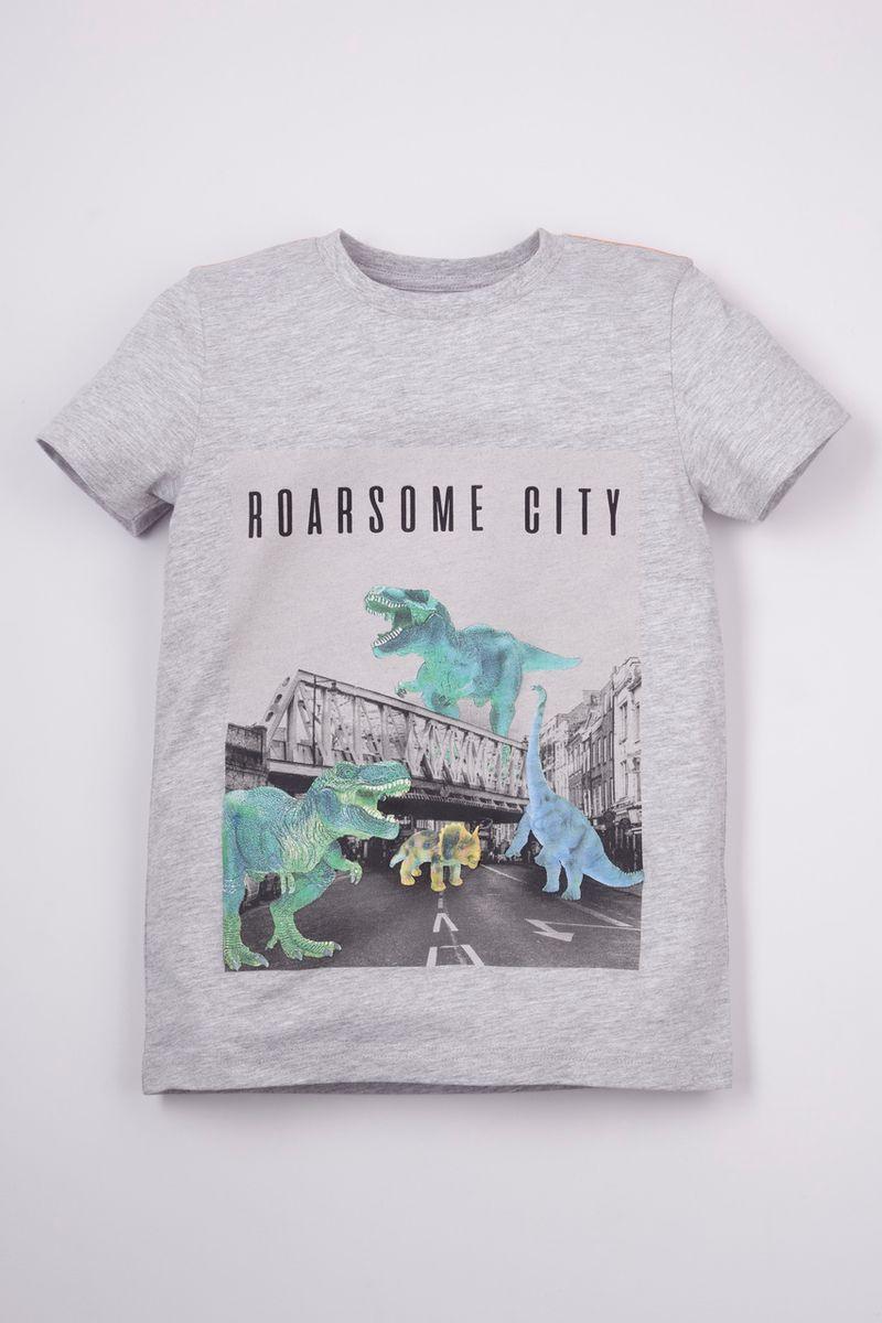 3D Dinosaur T-shirt