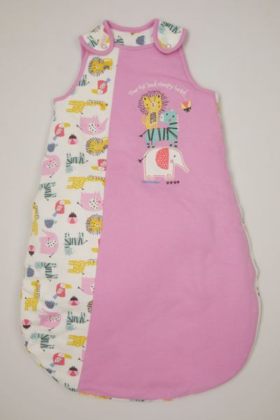 Safari Applique 2.5 Tog Sleeping Bag