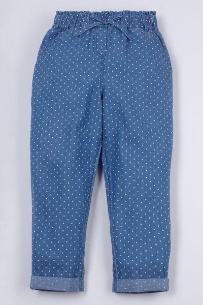 Spot Print trousers