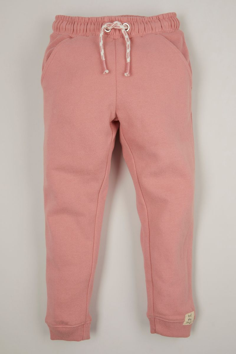 Pink joggers 1-10yrs