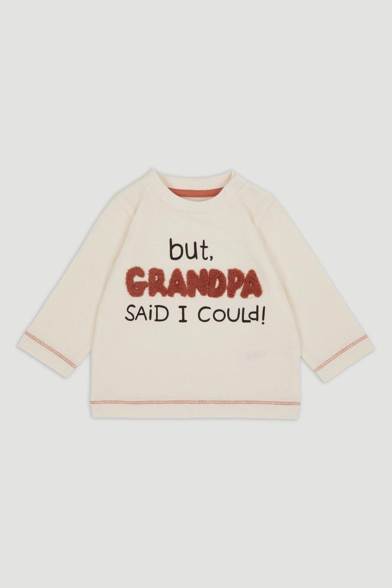 But Grandpa Said T-shirt