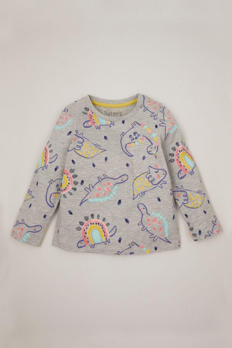 Bright Dinosaur T-shirt