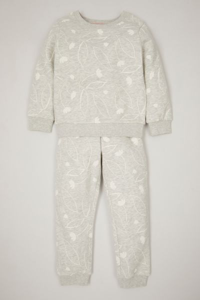 Flower Sweatshirt & joggers 1-10yrs