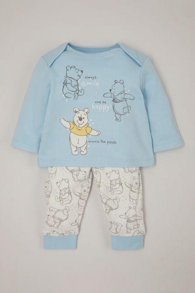 Disney Winnie the Pooh Blue Pyjamas