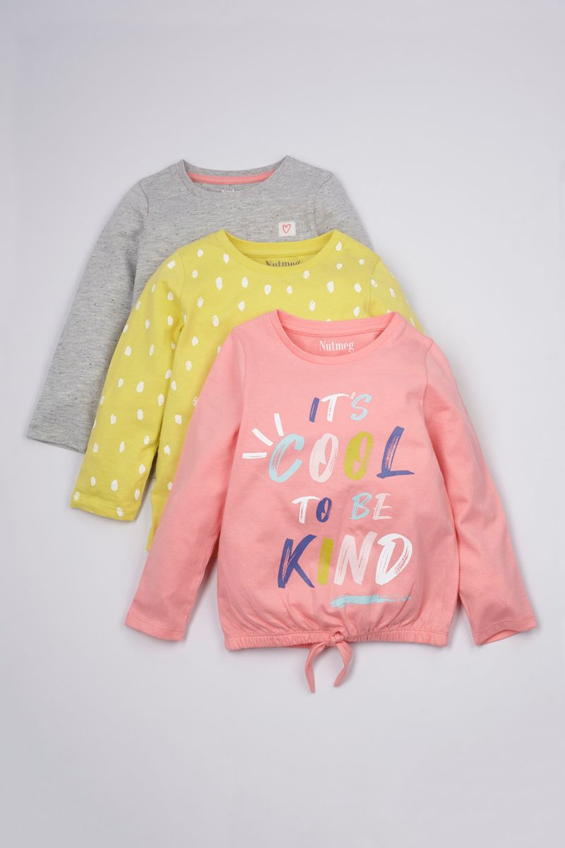 3 Pack Cool to be Kind T-shirts
