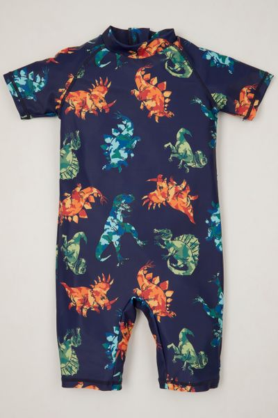 Dino All-In-One Swimsuit