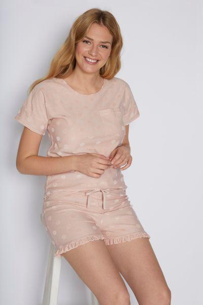 Pink Spot Pyjamas