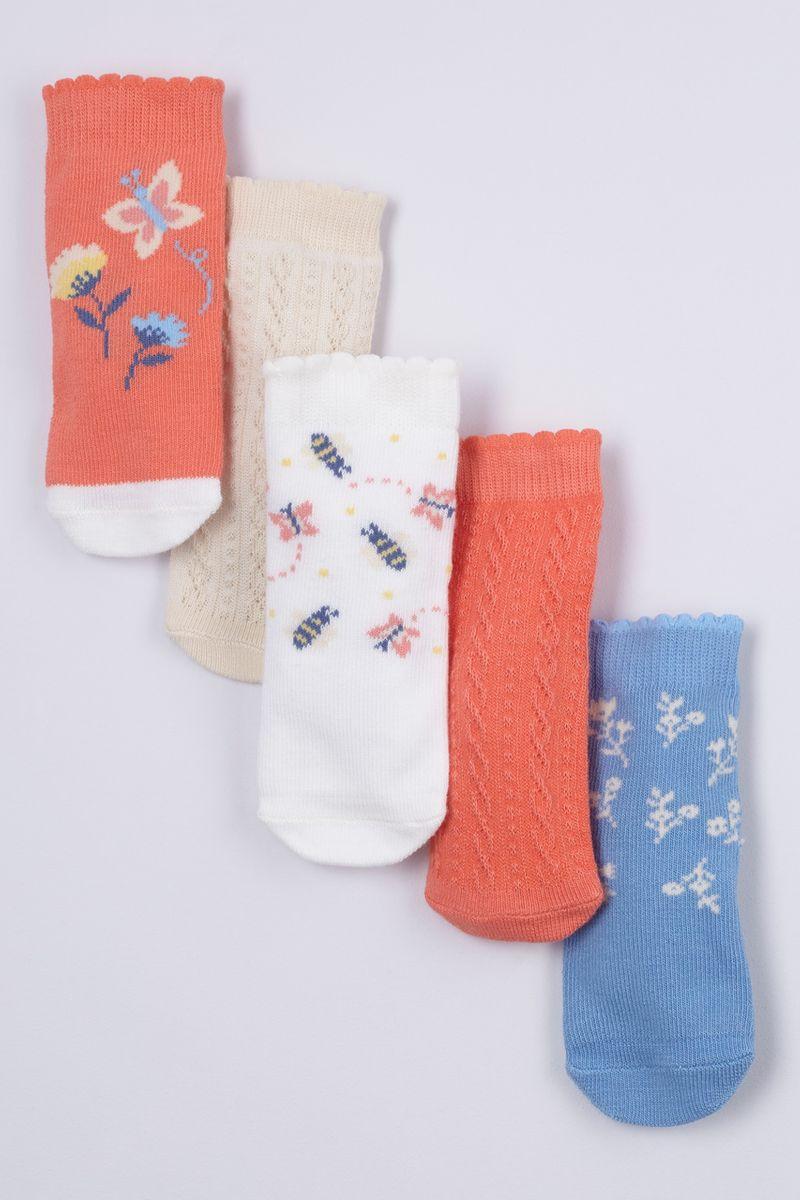 5 Pack Bumblebee socks