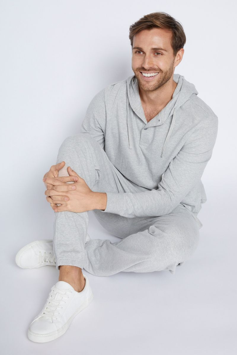 Grey Marl Loungewear Set