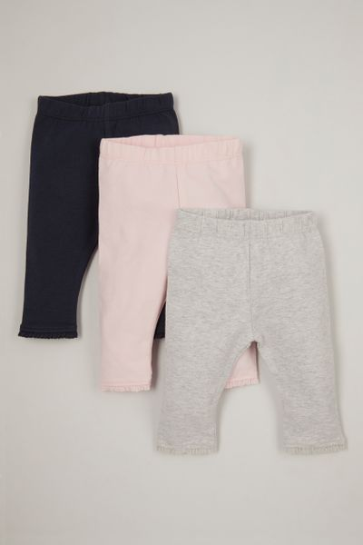 3 Pack Pink leggings