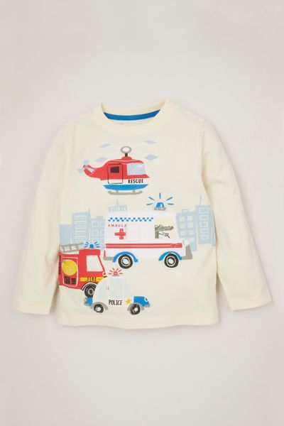 Emergency Vehicles T-Shirt