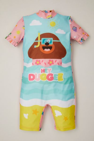 Hey Duggee swimsuit 9mths-6yrs