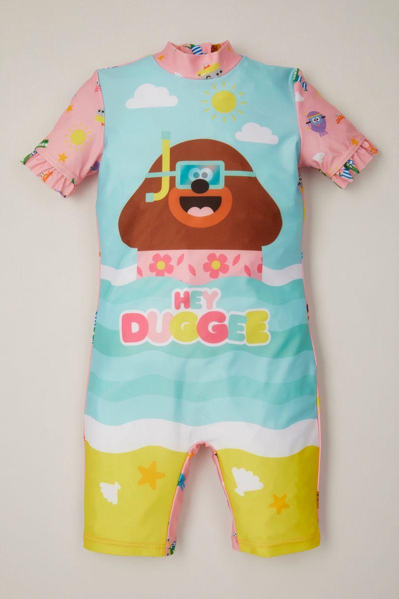 Hey Duggee swimsuit 9mths-6yrs