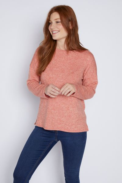 Blush Cosy Top