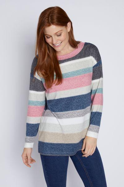 Colourful Stripe Top