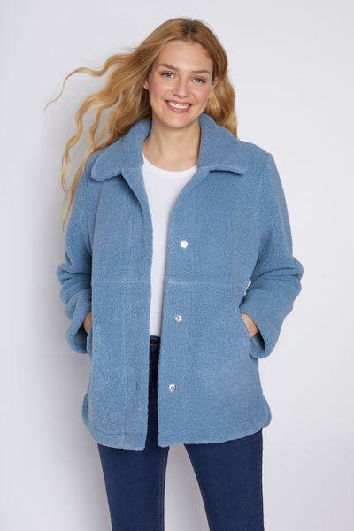 Blue Borg jacket