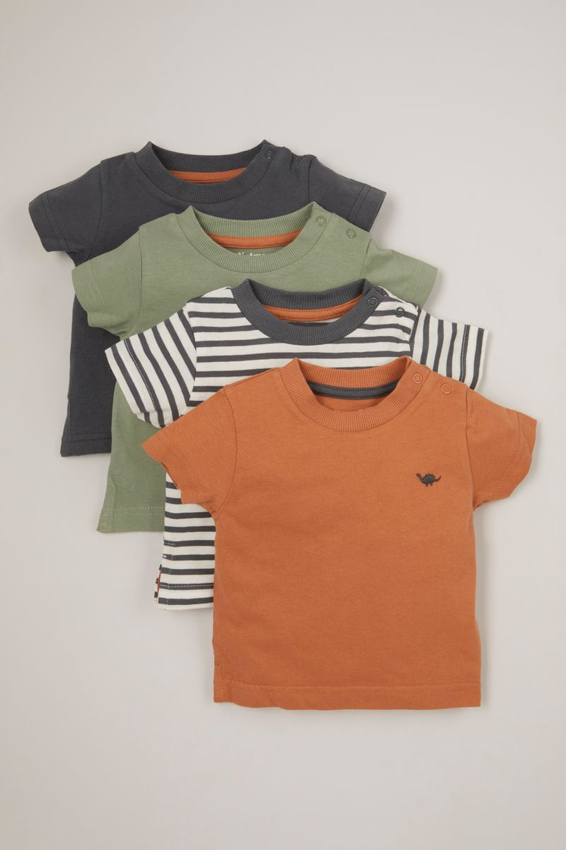 Online Exclusive 4 Pack Stripe T-shirts