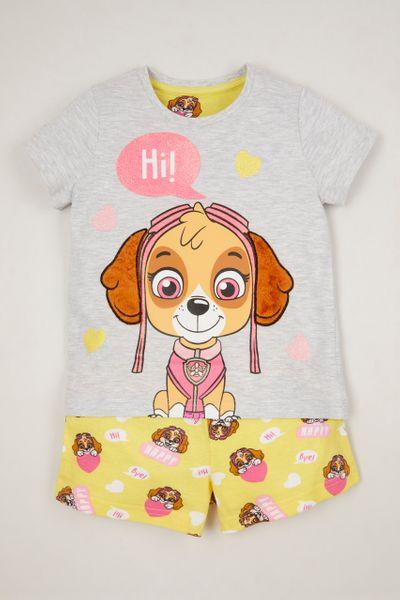 Paw Patrol Print Pyjamas