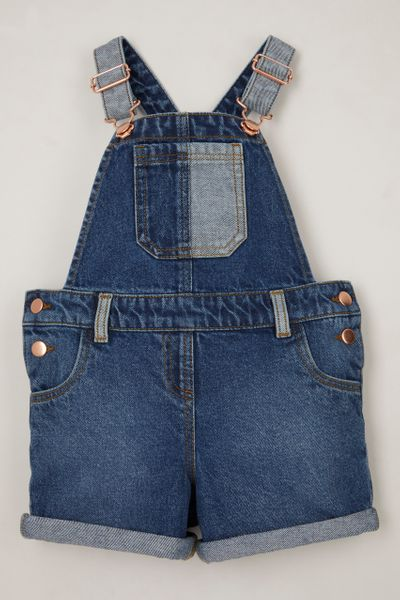 Denim Dungaree 1-6yrs