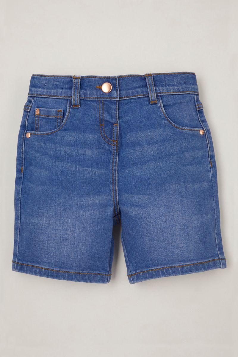 Bermuda Denim Shorts 1-6yrs