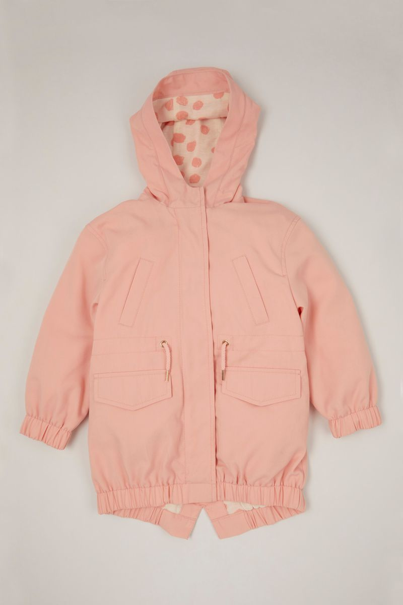Pink Mac 1-10yrs