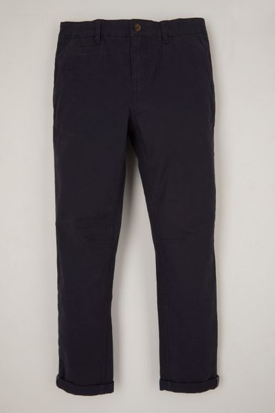 Navy Chinos 1-14 yrs