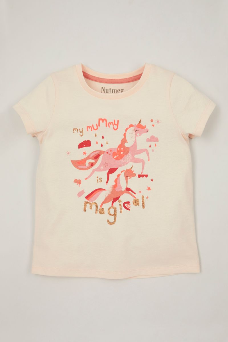 Magical Mummy Unicorn T-shirt