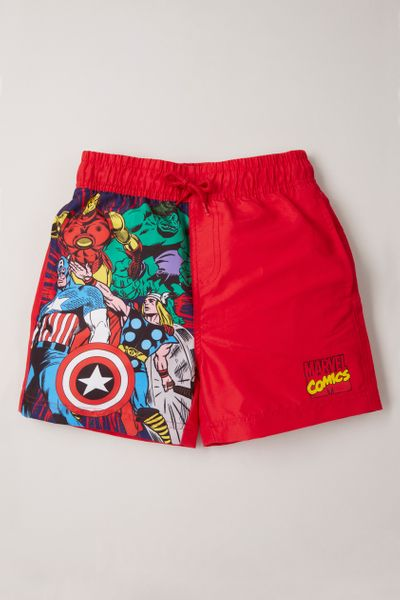 Marvel Avengers Swim Shorts