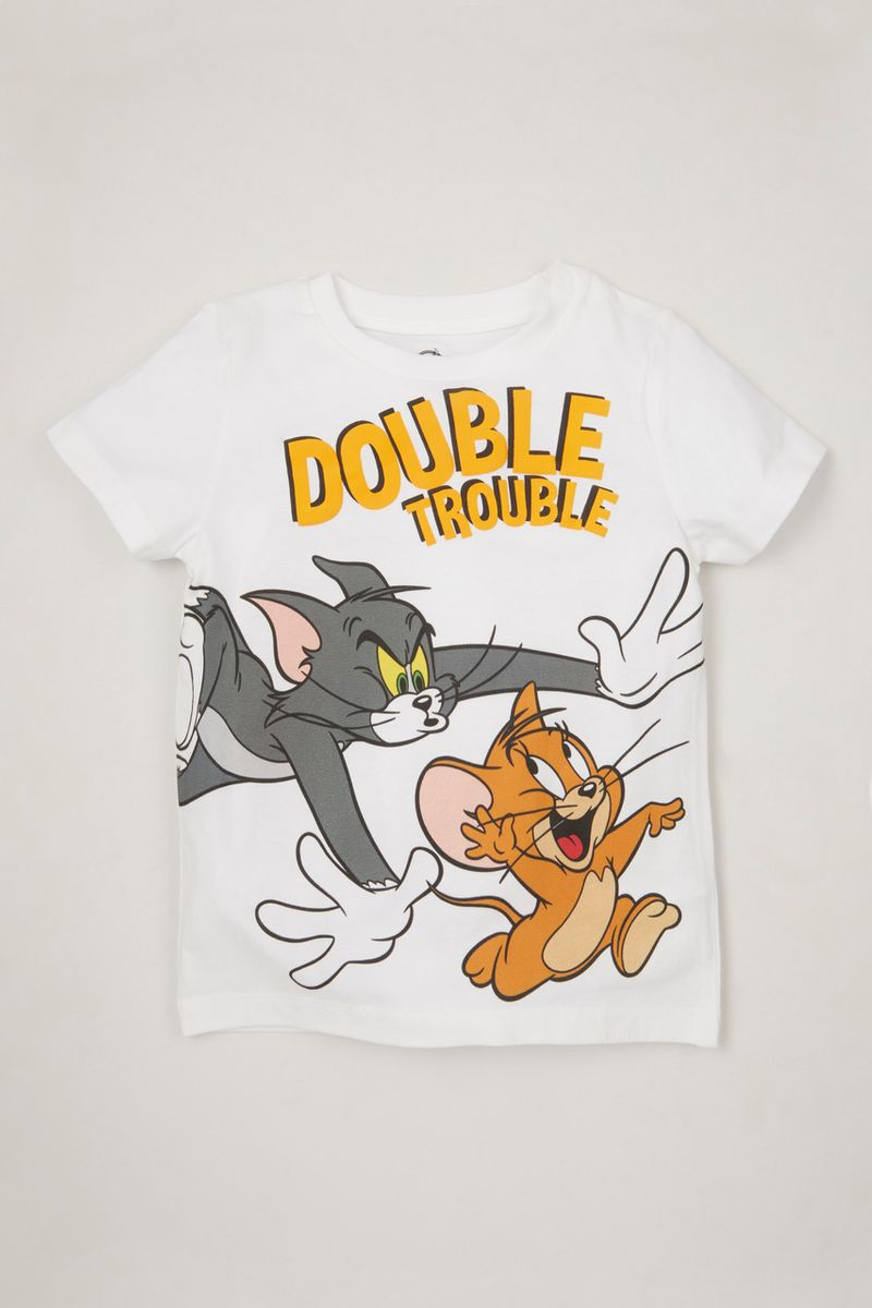 Warner Brothers Tom and Jerry T-shirt