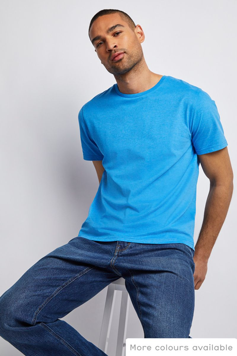 Online Exclusive Cobalt Blue T-Shirt