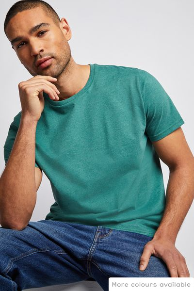 Online Exclusive Green T-shirt