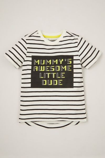 Mummy's Little Dude T-shirt
