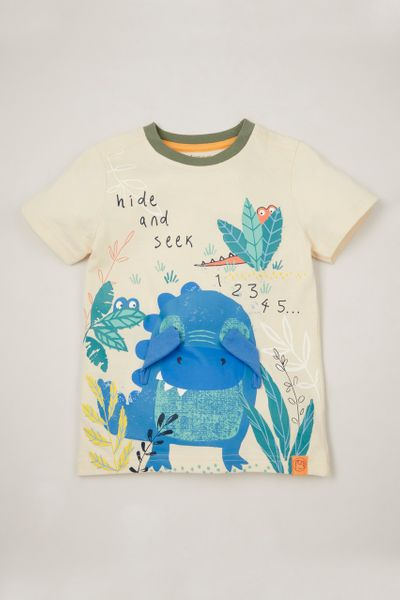 Interactive Hide and Seek T-shirt
