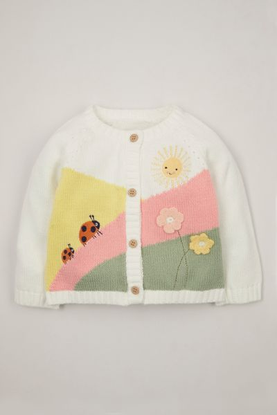 Ladybird cardigan