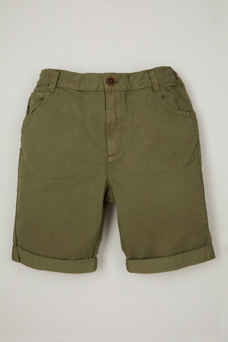 Khaki Chino Shorts 1-14yrs